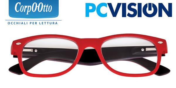 CorpOOtto occhiali per lettura SCREEN BLU Pl8tYP9Y