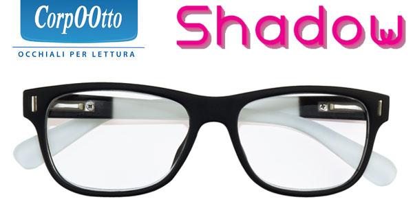 CorpOOtto occhiali per lettura TOUCH ROSSO rdUhM